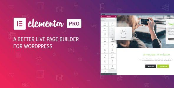 Elementor Pro 2.9.2 - GPLKey