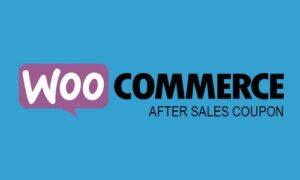 WooCommerce After Sales Coupons