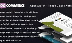 Open Swatch WooCommerce Color Swatch