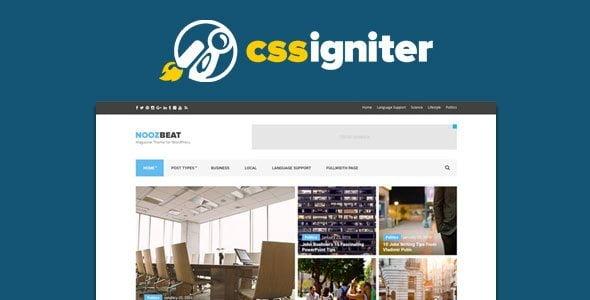CSS Igniter Pinfinity