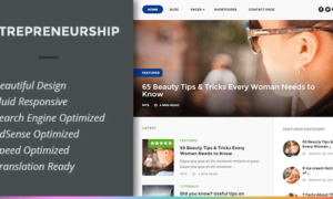 MyThemeShop Entrepreneurship