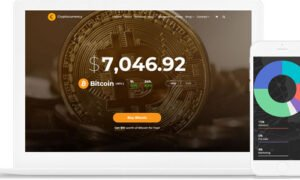 VisualModo Cryptocurrency