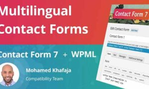 WPML Contact Form