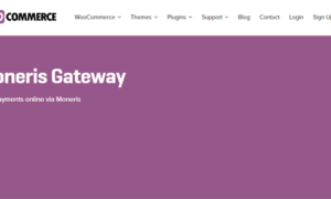 WooCommerce Moneris Payment Gateway