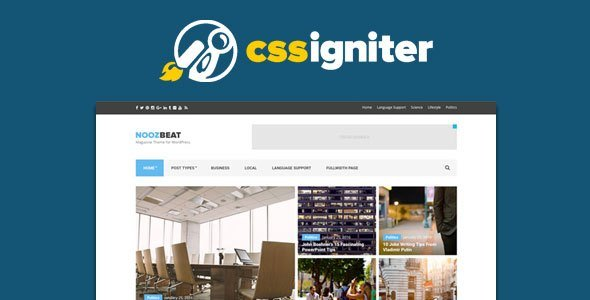 CSSIgniter Corner